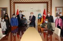 Vali Cüneyt Epcim'e, 3 Aralık Dünya Engelliler Günü Ziyareti