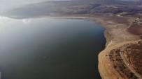 Bolu'nun İçme Suyunun Karşılandığı Barajda Su Seviyesi Yüzde 21'E Düştü