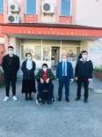 Cide Kaymakamlığı, İhtiyaç Sahibi Engelli Vatandaşa Akülü Araç Verdi