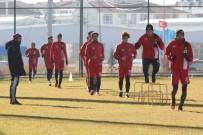 Eskişehirspor Devre Arası Öncesi Son Maçına Hazırlanıyor