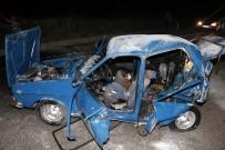 Kula'da 2020'Nin Kaza Bilançosu Açıklaması 19 Ölü, 247 Yaralı