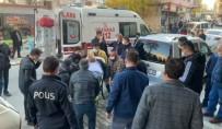 Şanlıurfa'da İş Yerine Silahlı Saldırı Açıklaması 1 Yaralı