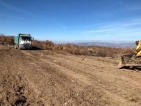 Tavak'ta Gölet Temizlik Çalışmaları Devam Ediyor