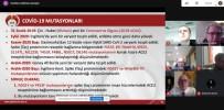 Uşak Üniversitesi Canlı Yayınla Korona Virüsün Etkilerini Tartıştı