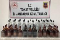 Yılbaşı Öncesinde 102 Litre Sahte Alkol Ele Geçirildi