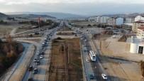 43 İlin Geçiş Noktasında Yıl Başı Öncesi Trafik Yoğunluğu Açıklaması Binlerce Kişi Yollara Akın Etti
