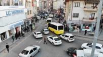 Aksaray'da Kısıtlamaya Saatler Kala Yılbaşı Yoğunluğu
