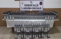 Alpu'da Sahte İçki Operasyonu  Açıklaması 1 Gözaltı