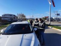 Burhaniye Polisinden Yoğun Yılbaşı Denetimi