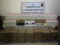Eskişehir'de Kaçak Alkol Operasyonu Açıklaması 2 Gözaltı