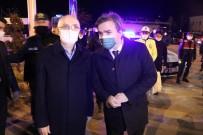 İçişleri Bakan Yardımcısı Erdil Aksaray'da Uygulamaya Katıldı