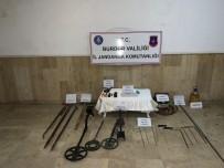 Jandarma Ekiplerinden Definecilere Suçüstü