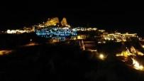 Kapadokya Yeni Yıla Sessiz Girdi