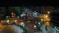 Salihli'de Meydan Ve Parklar Işıl Işıl