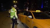 Ticari Taksilerde Ön Koltuğa Müşteri Alan Sürücüler Uyarıldı