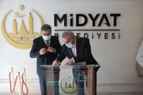 Türkiye'deki İkinci Sanat Ve Tasarım Fakültesi Midyat'ta Açıldı