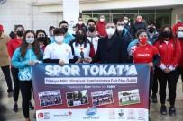 Vali Balcı'ya Türkiye Fair Play Şeref Diploması Ödülü