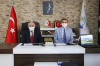 Yahyalı Belediyesi Ve KASKİ'den Yatırım Toplantısı