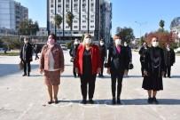 Başkan Erdem Açıklaması 'Seçilmiş Kadınlar Olarak Atatürk'e Minnettarız'