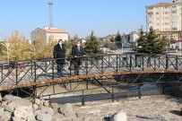 Başkan Özdoğan 15 Temmuz Şehitler Parkını İnceledi