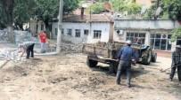 Burhaniye'de Sübeylidere Mahallesinde Kısmîi Karantina Uygulanmaya Başlandı