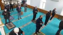 Burhaniye'de Yağmur Duası Yapıldı