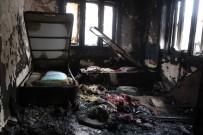 Ağrı'da Elektrikli Soba Faciası Açıklaması Baba Ve 2 Çocuğu Yandı