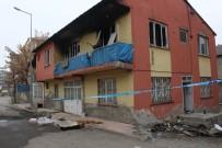 Ağrı'daki Yangından Yaralı Olarak Çıkarılan 6 Yaşındaki Burak Murat Tedavi Altına Alındı