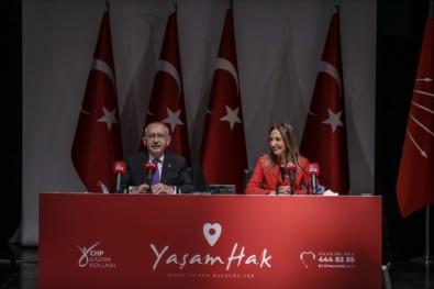 CHP'de üst düzey kriz! Fatma Köse ile Aylin Nazlıaka Kılıçdaroğlu'nun önünde tartıştı.