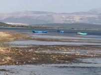 Eğirdir Gölü İkiye Bölünmeyle Karşı Karşıya