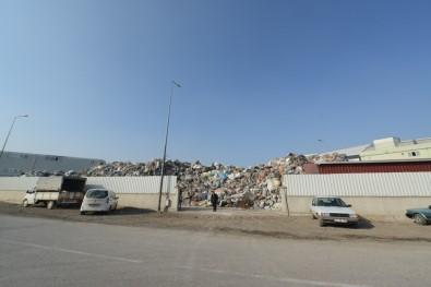 İnegöl'de 2 Ayda 481 Ton Sanayi Atığı Bertaraf Edildi