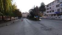 Tunceli'de Sokaklar, Bomboş Kaldı