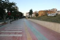 Yozgat'ta Cadde Ve Sokaklar Sessizliğe Büründü