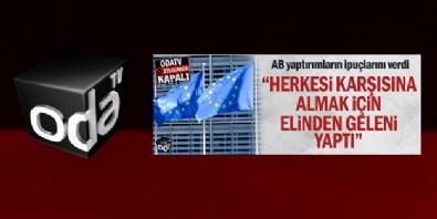 Yunan ağzıyla manşet atan Odatv, AB'den Türkiye'ye 'yaptırım' istiyor!