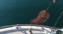 Eğirdir Gölü'nde Kaçak Avcıların 'Ağ Kozası' Oyunu