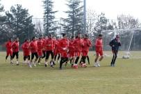 Eskişehirspor Tuzlaspor Maçı Hazırlıklarını Tamamladı