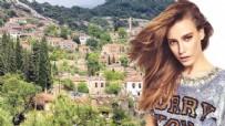 HALİT ERGENÇ - Serenay Sarıkaya Kaz Dağları'na taşındı!