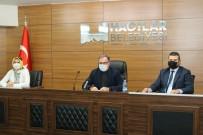Hacılar'da Yılın Son Meclis Toplantısı Yapıldı