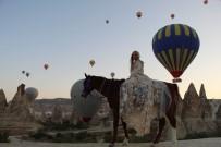 Kapadokya Bölgesini 11 Ayda 962 Bin 124 Turist Ziyaret Etti