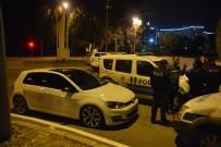 Kısıtlama Saatlerinde Polisten Kaçmak İsteyen Sürücü 1.4 Promil Alkollü Çıktı