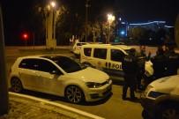 Kısıtlama Saatlerinde Polisten Kaçmak İsteyen Sürücü Alkollü Çıktı