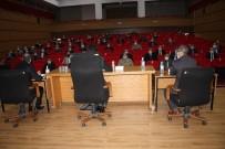 Midyat'ta Aralık Ayı Muhtarlar Toplantısı Gerçekleştirildi
