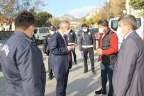 Tosya'da Covid-19 Denetimleri Devam Ediyor
