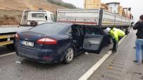 Tosya'da Zincirleme Kaza Açıklaması 4 Yaralı
