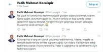 Yüreğir Belediye Başkanı Kocaispir Koronaya Yakalandı