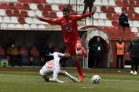 2. Lig Açıklaması Gümüşhanespor Açıklaması 4 - Zonguldak Kömürspor Açıklaması 2