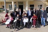 Engellilerin İhtiyaçları Karşılandı