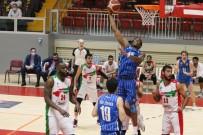 Erkekler Basketbol 1. Ligi Açıklaması Yalovaspor Açıklaması 58 - Kocaeli Büyükşehir Belediyesi Kağıtspor Açıklaması 70