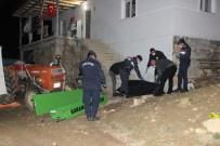 Karaman'da Arazi Kavgası Açıklaması 1 Ölü, 2 Yaralı