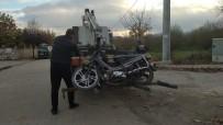 Motosiklet Tutkusu 19 Yaşındaki Gencin Sonu Oldu
